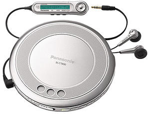 Produktfoto Panasonic SL CT800 EG S