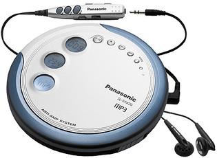 Produktfoto Panasonic SL-SX420 EG-S
