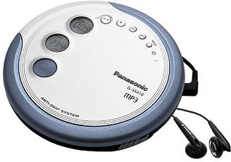 Produktfoto Panasonic SL SX418 EG S