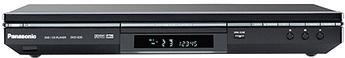 Produktfoto Panasonic DVD S35 EG K