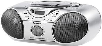 Produktfoto Panasonic RX-D25 EG-S