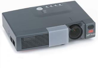 Produktfoto 3M MP7640