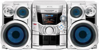 Produktfoto Panasonic SC AK410 AG S