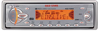 Produktfoto Red Star RCD 203