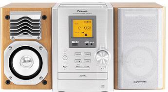 Produktfoto Panasonic SC-PM10 EG-S