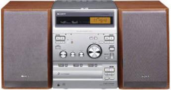 Produktfoto Sony CMT-CP333