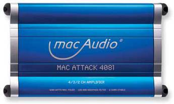 Produktfoto Mac Audio MAC 4081 Attack