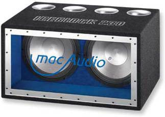 Produktfoto Mac Audio MAC 230 ICE Block