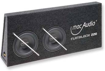 Produktfoto Mac Audio MAC 220 Flatblock