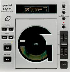 Produktfoto Gemini CDJ-15