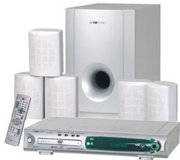 Produktfoto Clatronic DVD 552 HC