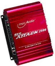 Produktfoto Mac Audio RED 2500 Attack