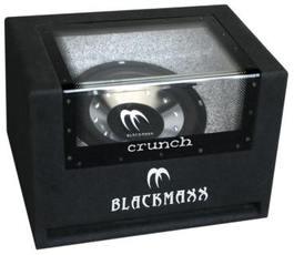 Produktfoto Crunch Smaxx 12 Blackmaxx