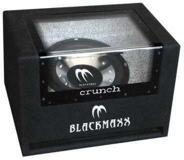 crunch smaxx 12 blackmaxx auto subwoofer tests erfahrungen im hifi forum. Black Bedroom Furniture Sets. Home Design Ideas