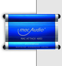 Produktfoto Mac Audio MAC 4051 Attack