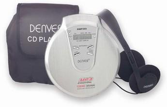 Produktfoto Denver DMP 365