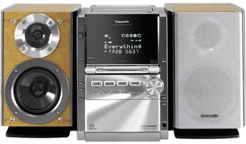 Produktfoto Panasonic SC-PM28 EG-S