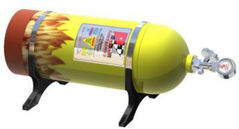 Produktfoto Crunch NOXX-TUBE Passive