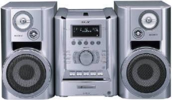 Produktfoto Sony CMT HP 7