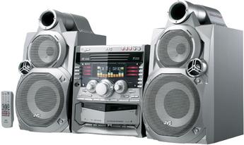 Produktfoto JVC MX-GT 88