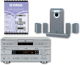 Produktfoto Yamaha AV-PACK 103 RXV340/DV540