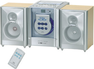 Produktfoto Clatronic MC 1016 CD/MP3