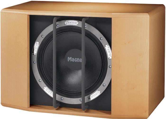 magnat omega 530 subwoofer aktiv tests erfahrungen im. Black Bedroom Furniture Sets. Home Design Ideas