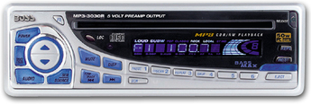 Produktfoto Boss RDS 3030 MP3