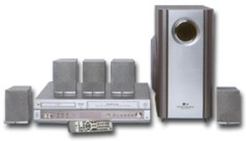 Produktfoto LG DTS 5850