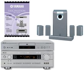 Produktfoto Yamaha AV-PACK 440 RXV440/DV540