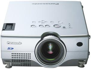 Produktfoto Panasonic PT-L735NTE