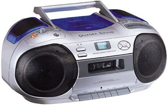 Produktfoto Soundwave 45 TRR MP3 742.325