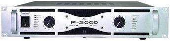Produktfoto Omnitronic P 2000