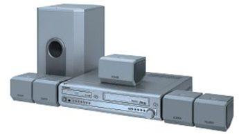 Produktfoto Samsung DVD-CM 350
