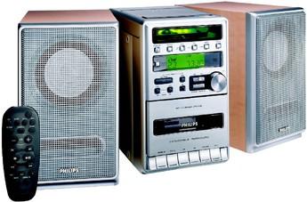 Produktfoto Philips MC 122