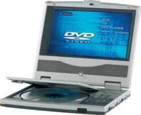 Produktfoto SEG DVD-P 707