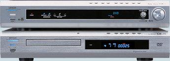 Produktfoto Denon RDV 770 SD AVR/DVD 770