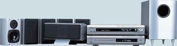 Produktfoto Denon RDV 776 SD AVR/DVD 770
