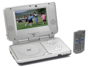 Produktfoto Lenco DVD 650
