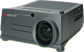 Produktfoto 3M MP8780R