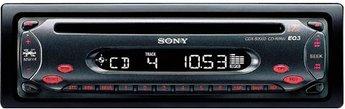 Produktfoto Sony CDX-S 2000