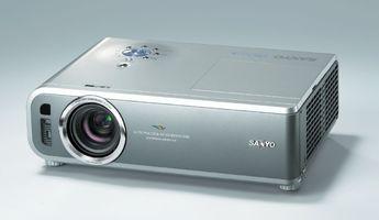 Produktfoto Sanyo PLC-XC10