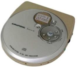 Produktfoto Grundig CDP 4302 Squixx 45