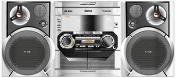 Produktfoto Philips FWM 390