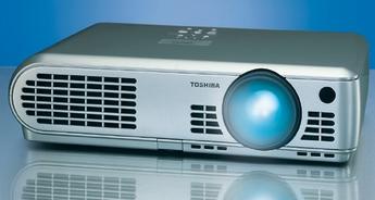 Produktfoto Toshiba TLP-S10E