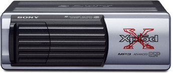 Produktfoto Sony CDX 757 MX