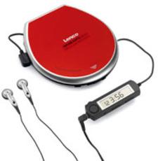 Produktfoto Lenco CDP-960 WMA R