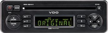 Produktfoto VDO CD 423