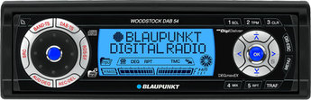 Produktfoto Blaupunkt Woodstock DAB 54