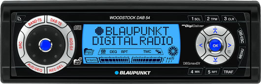 blaupunkt woodstock dab 54 autoradio tests erfahrungen. Black Bedroom Furniture Sets. Home Design Ideas